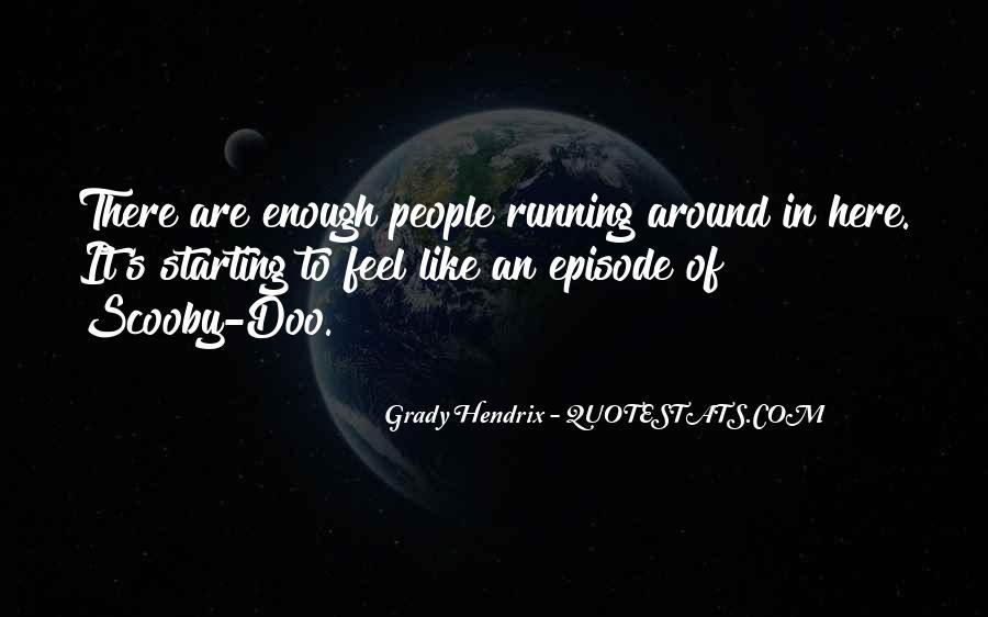 Hendrix's Quotes #1571397
