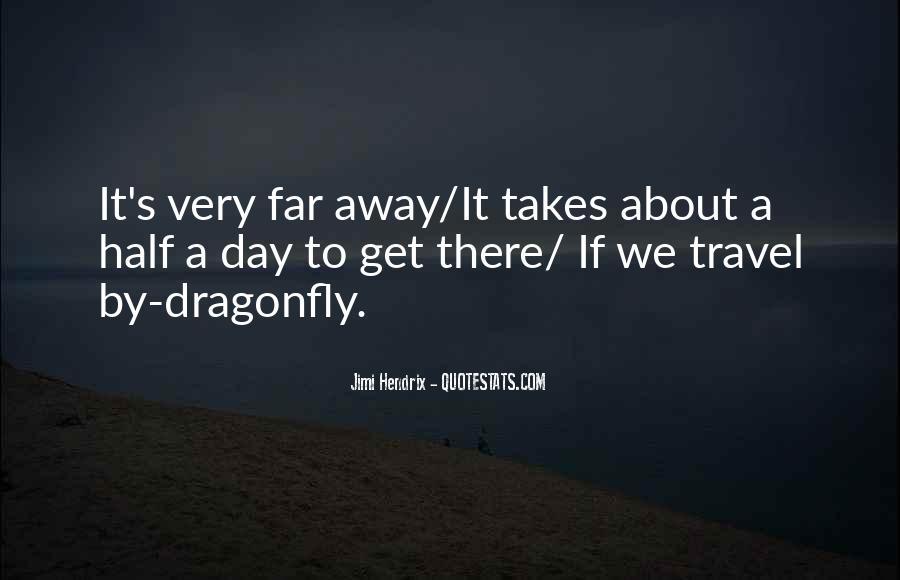 Hendrix's Quotes #1572475