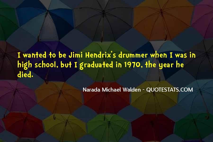 Hendrix's Quotes #1652908