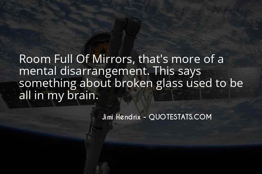 Hendrix's Quotes #1685483