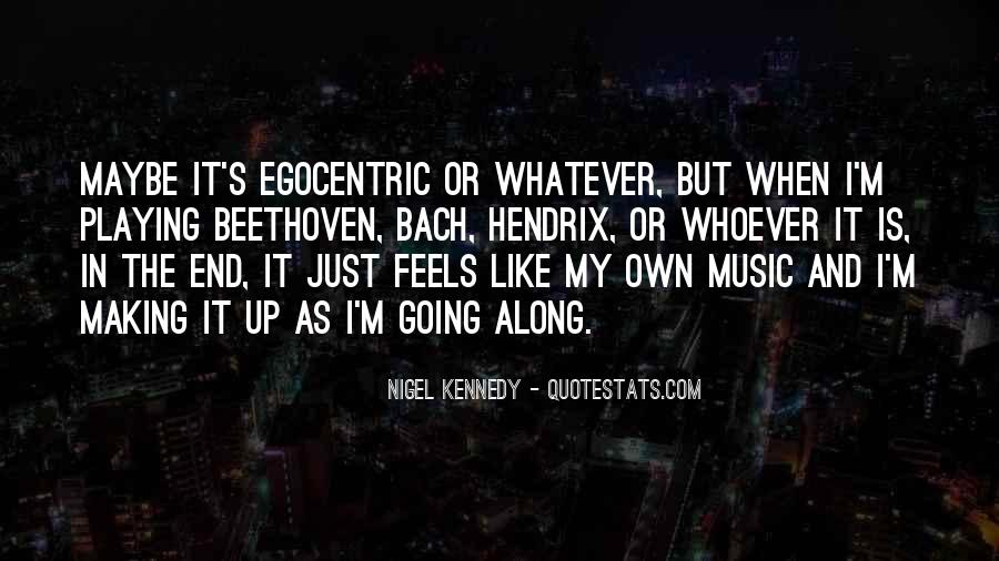 Hendrix's Quotes #1744547