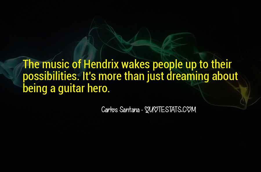 Hendrix's Quotes #1868186