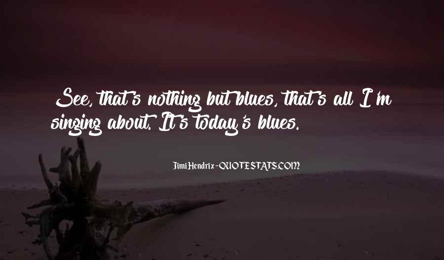 Hendrix's Quotes #304549