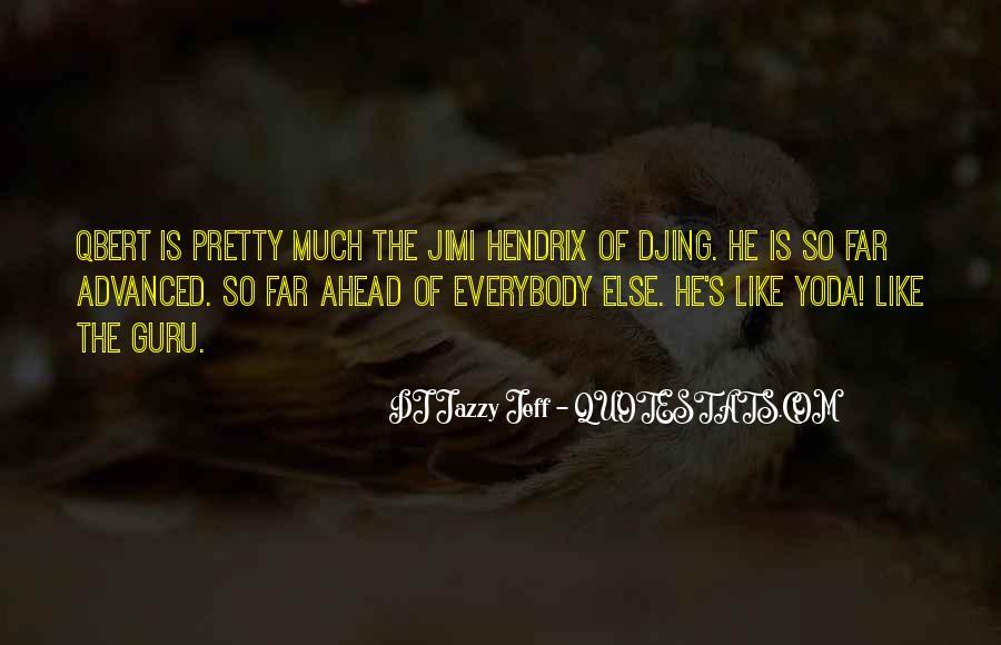 Hendrix's Quotes #340034