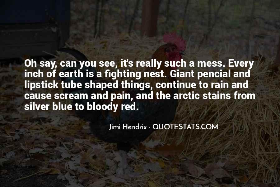 Hendrix's Quotes #370929