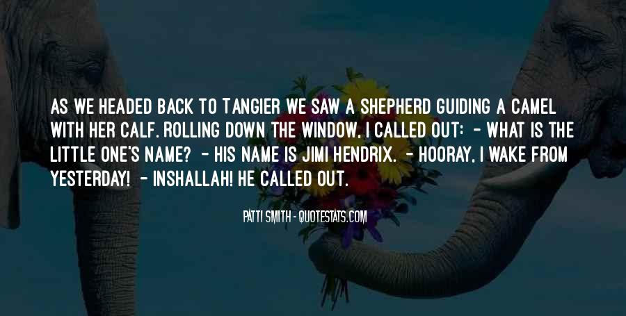 Hendrix's Quotes #432823