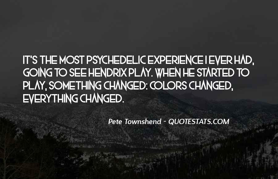 Hendrix's Quotes #46753
