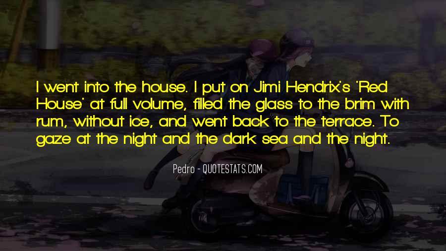 Hendrix's Quotes #469216