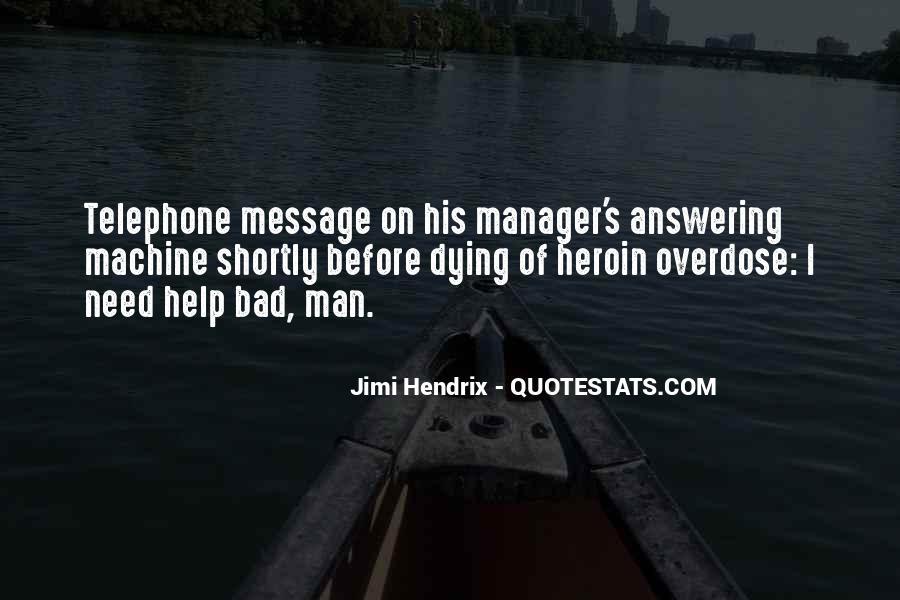 Hendrix's Quotes #474345