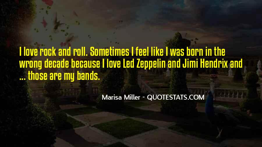 Hendrix's Quotes #47656