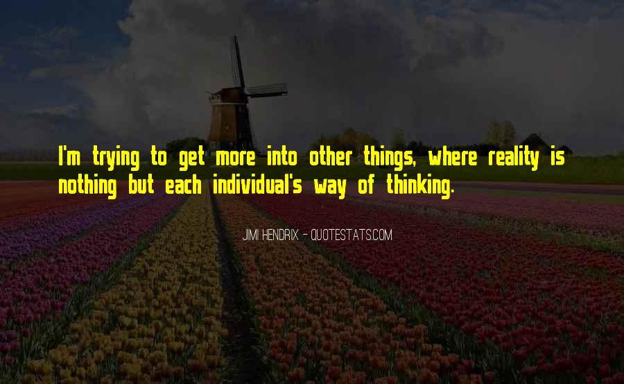 Hendrix's Quotes #508114