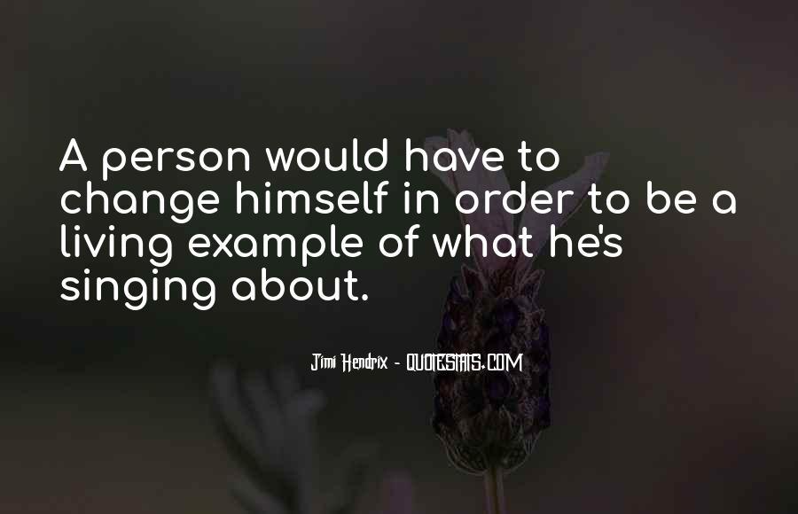 Hendrix's Quotes #564607