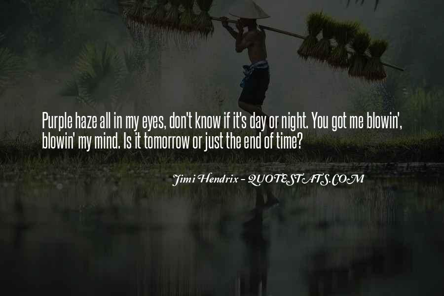 Hendrix's Quotes #566199