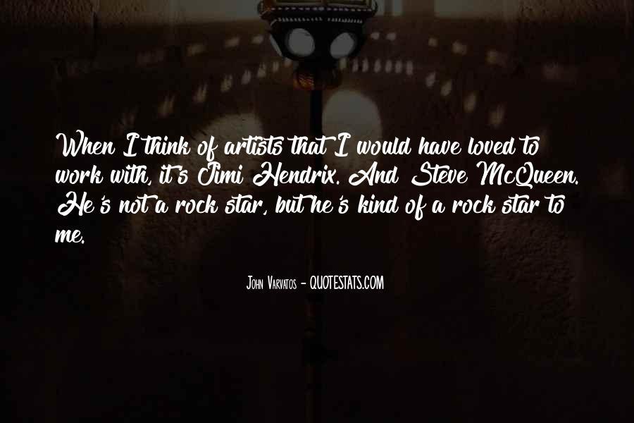Hendrix's Quotes #702495