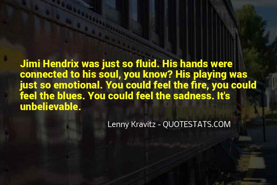 Hendrix's Quotes #711044