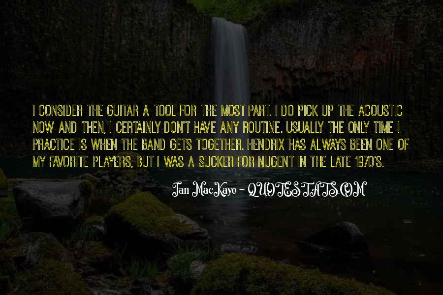 Hendrix's Quotes #723024