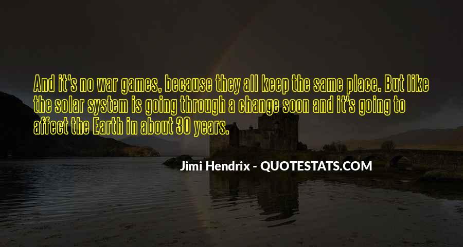 Hendrix's Quotes #798504