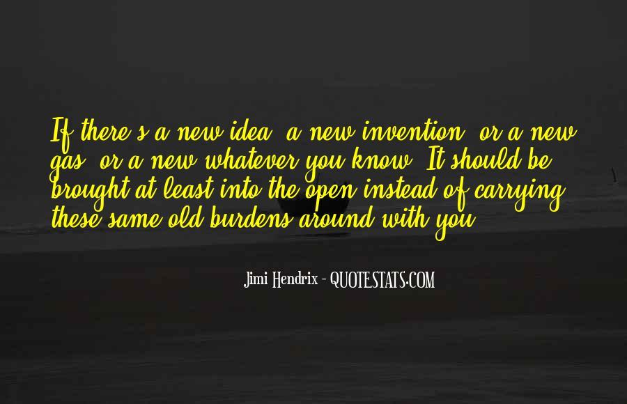 Hendrix's Quotes #89186