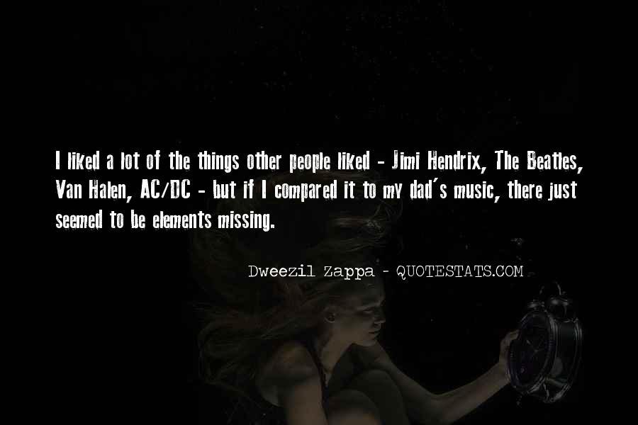 Hendrix's Quotes #921971