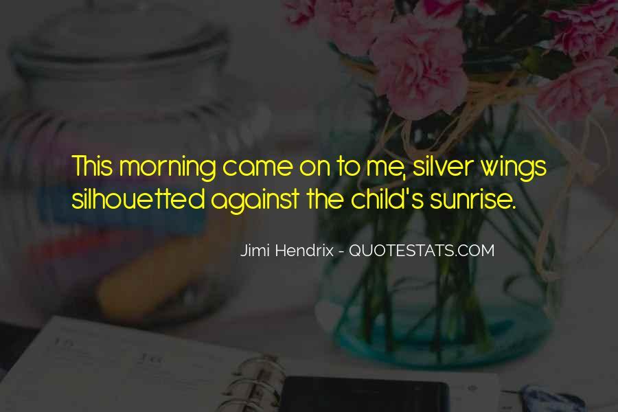 Hendrix's Quotes #934780