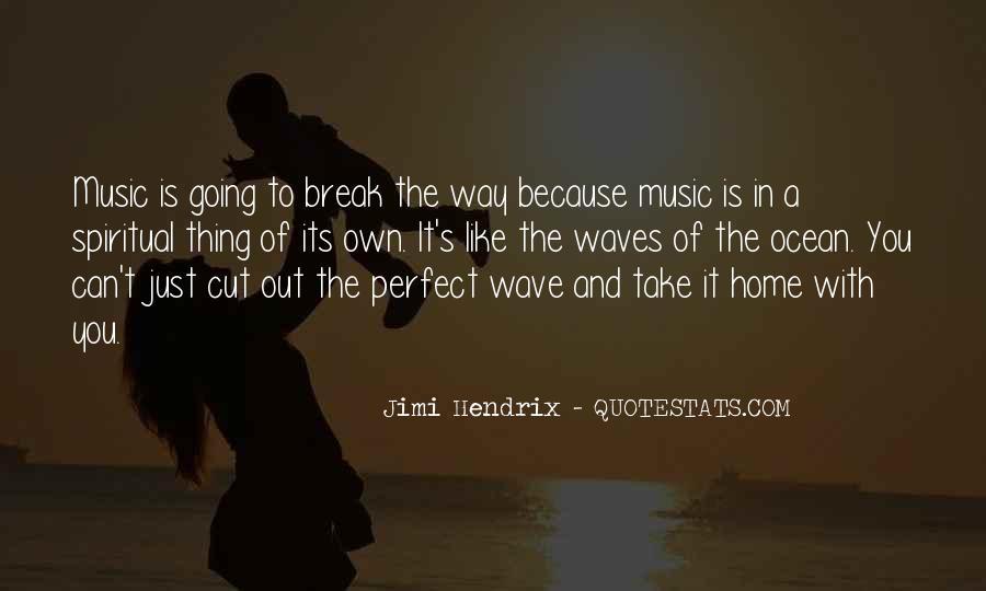 Hendrix's Quotes #940477