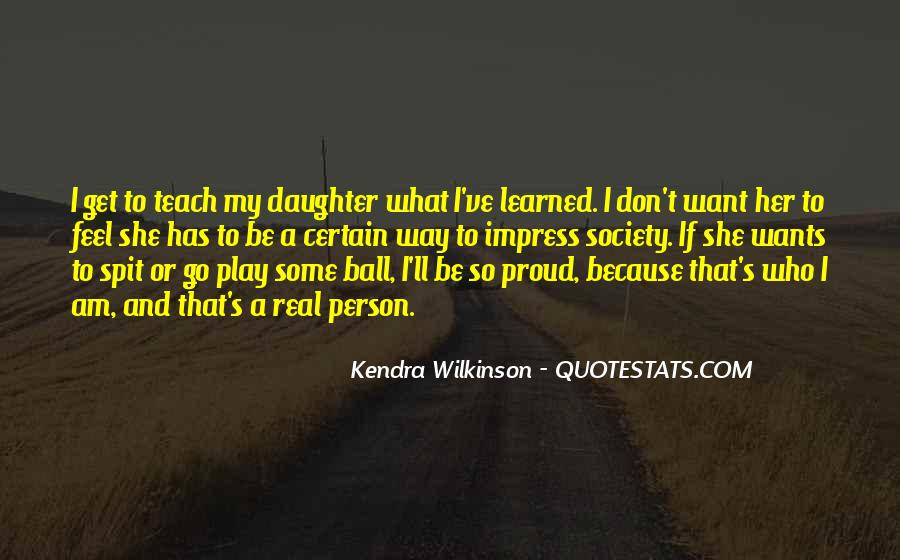 Her'daughter Quotes #170062