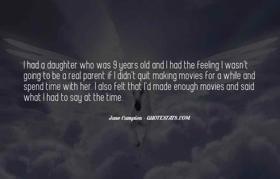 Her'daughter Quotes #17523