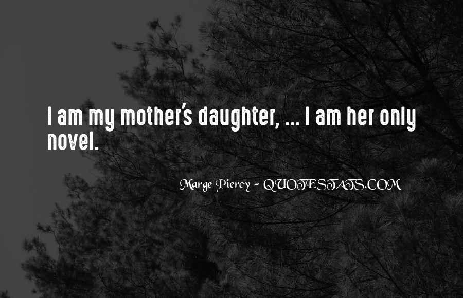 Her'daughter Quotes #183771