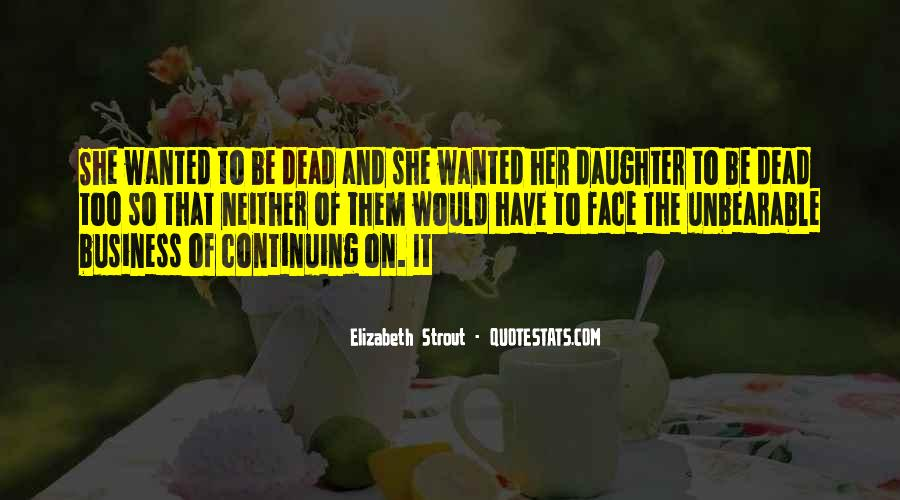 Her'daughter Quotes #186492