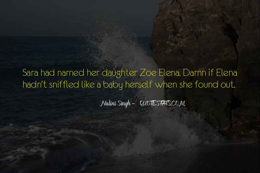 Her'daughter Quotes #197826