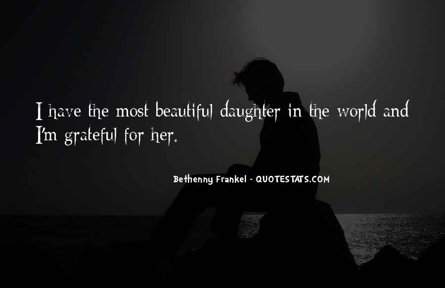 Her'daughter Quotes #39727
