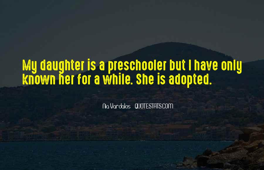 Her'daughter Quotes #48478