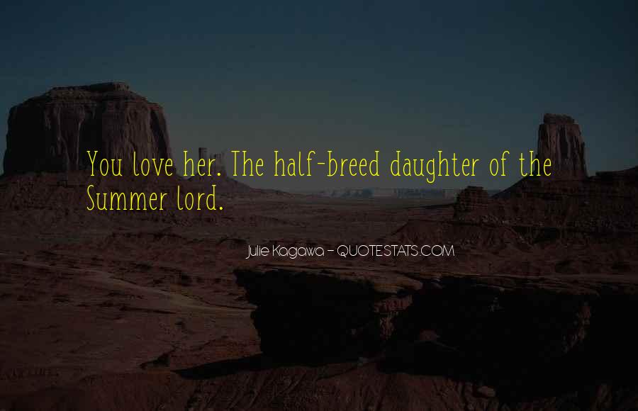 Her'daughter Quotes #59812