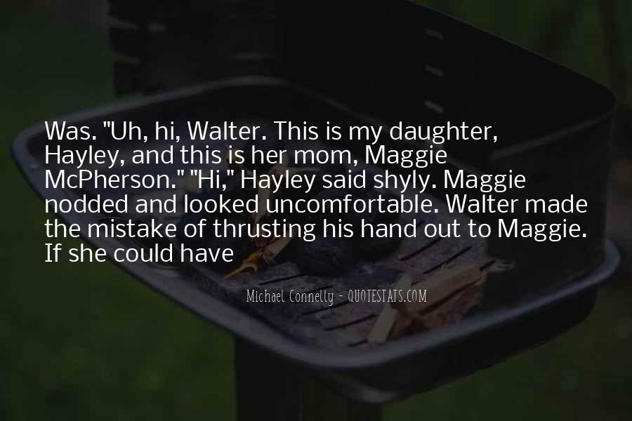 Her'daughter Quotes #86495