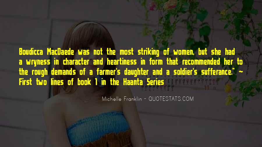 Her'daughter Quotes #98140