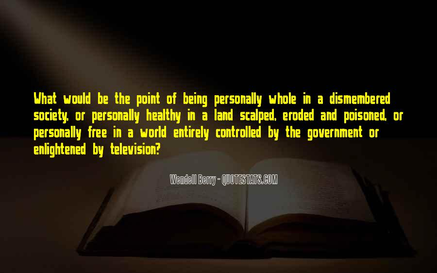 Quotes About Society And Government #134419
