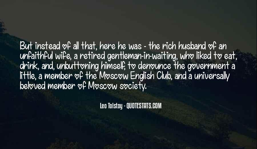 Quotes About Society And Government #179822