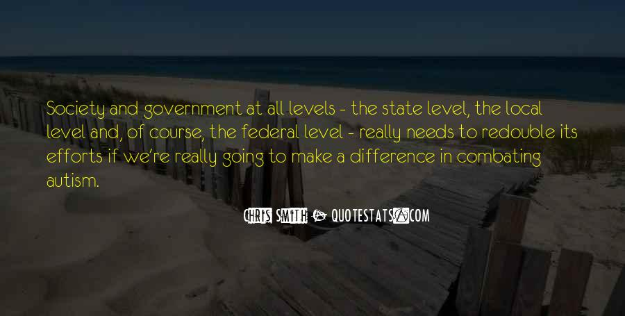 Quotes About Society And Government #206875