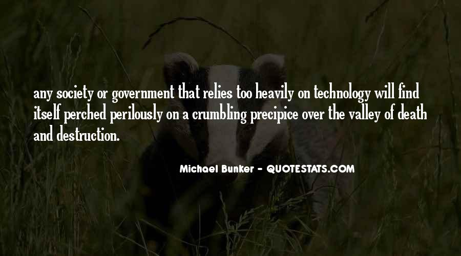 Quotes About Society And Government #22834
