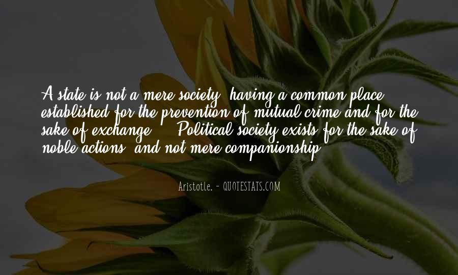 Quotes About Society And Government #253142