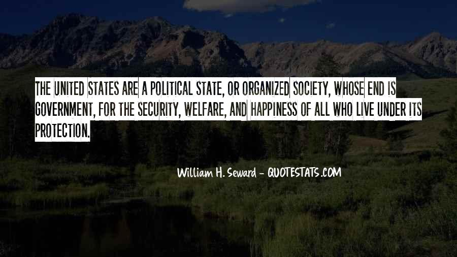 Quotes About Society And Government #253292