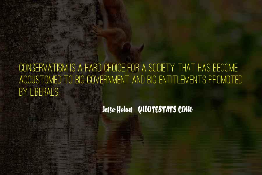 Quotes About Society And Government #271465
