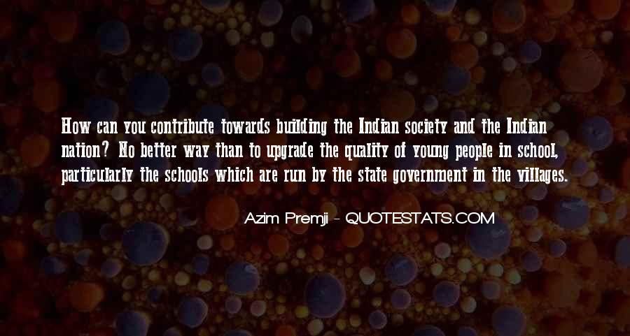 Quotes About Society And Government #284444