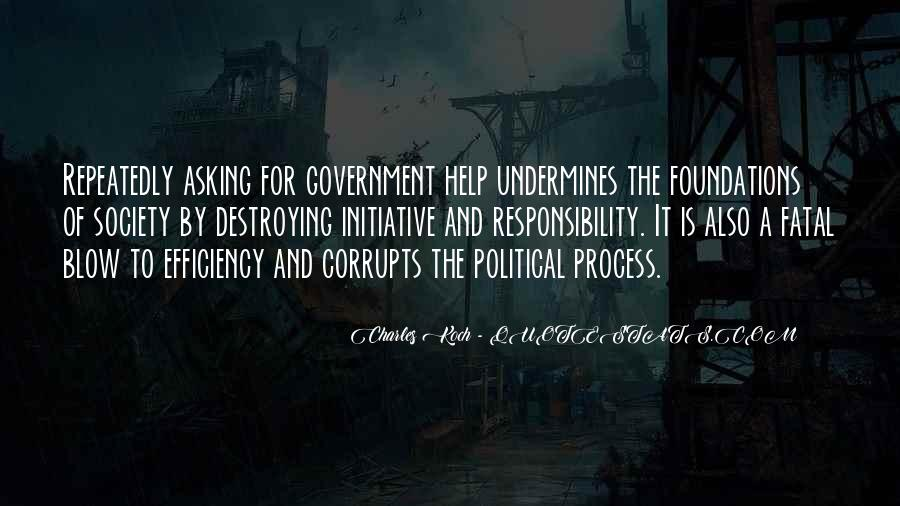 Quotes About Society And Government #333176