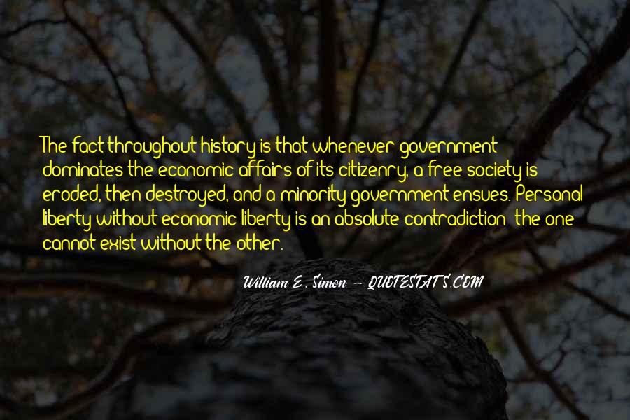 Quotes About Society And Government #338511