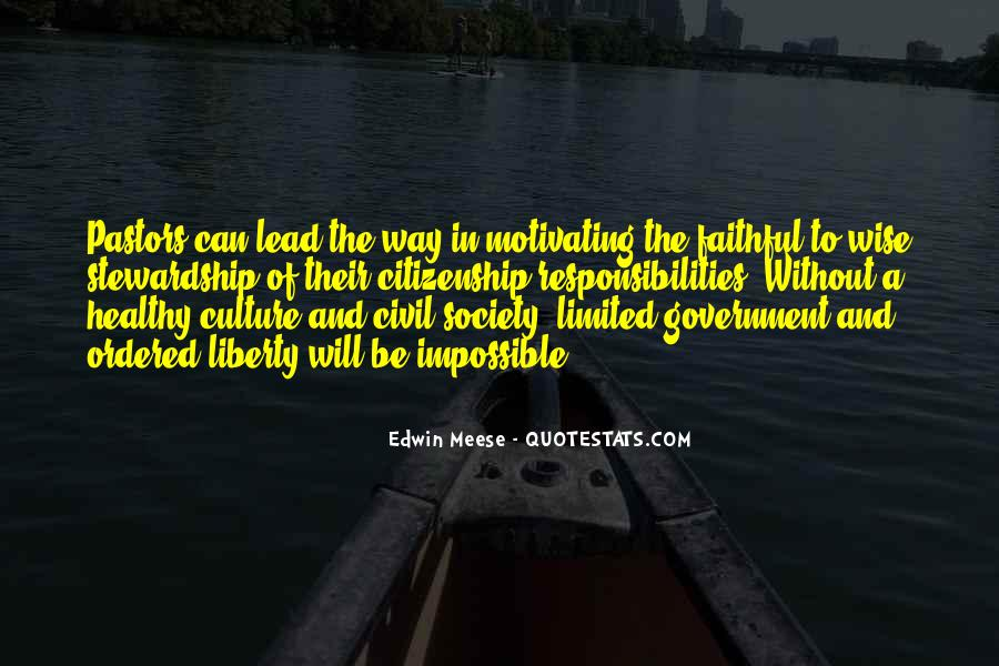 Quotes About Society And Government #344727
