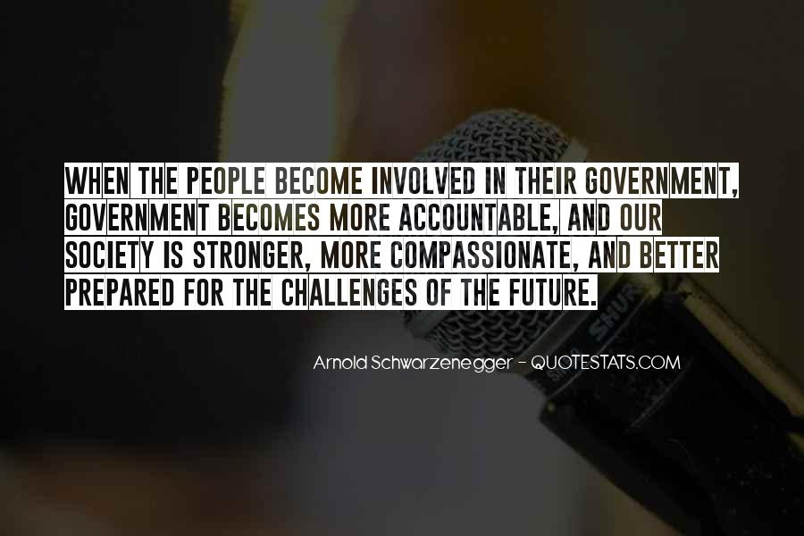 Quotes About Society And Government #371562