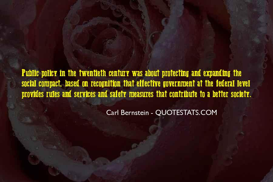 Quotes About Society And Government #387221
