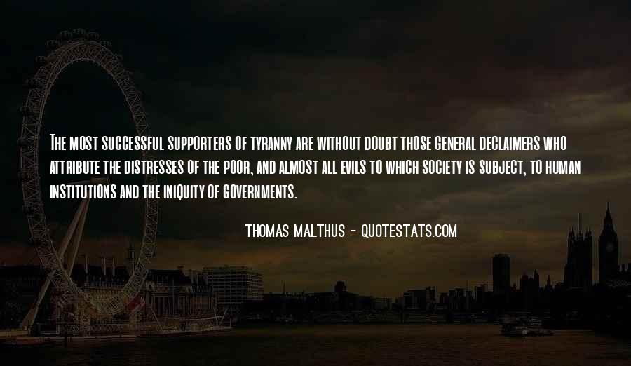 Quotes About Society And Government #407452