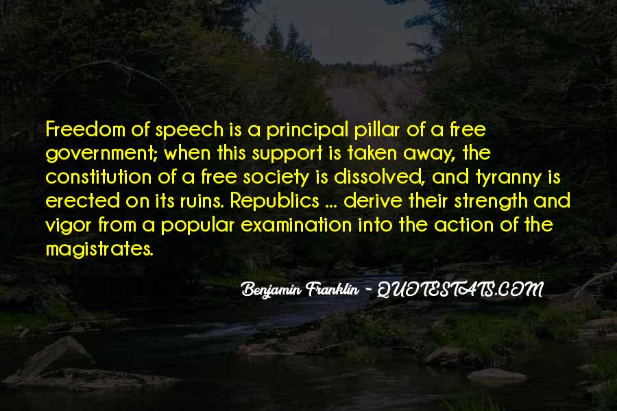 Quotes About Society And Government #53667